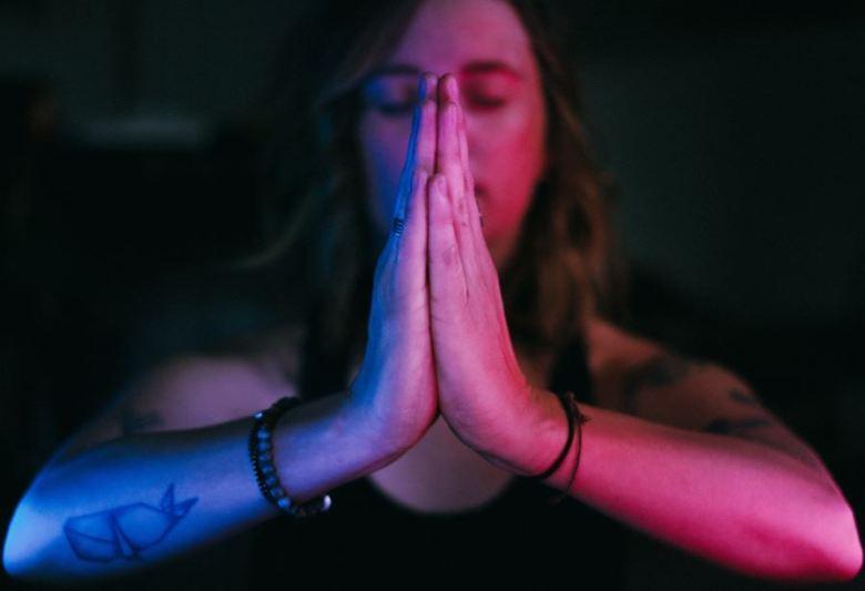 Meditation photo by Stephen Sandian.JPG